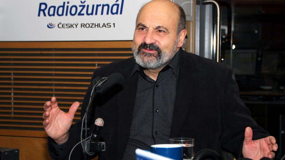 Tomáš Halík ve vysílání kritizoval zákon o přímé volbě prezidenta