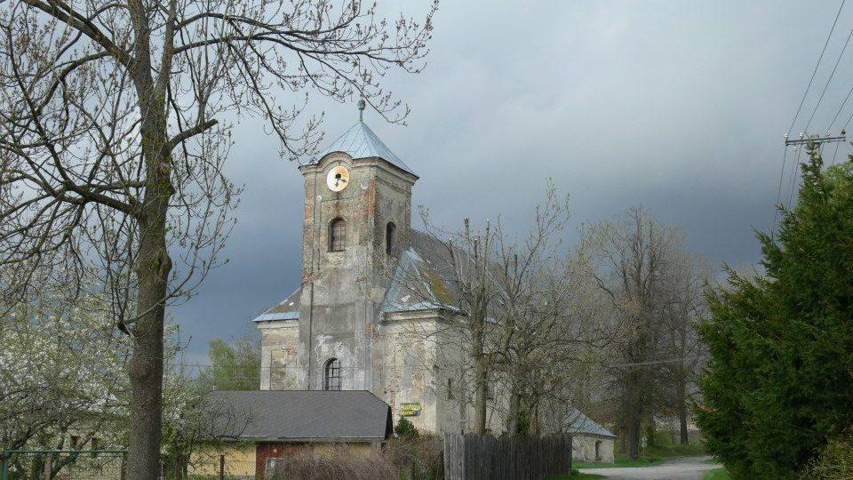 Kostel svatého Michala v Jiříkově