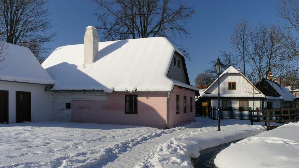 Zimní Betlém