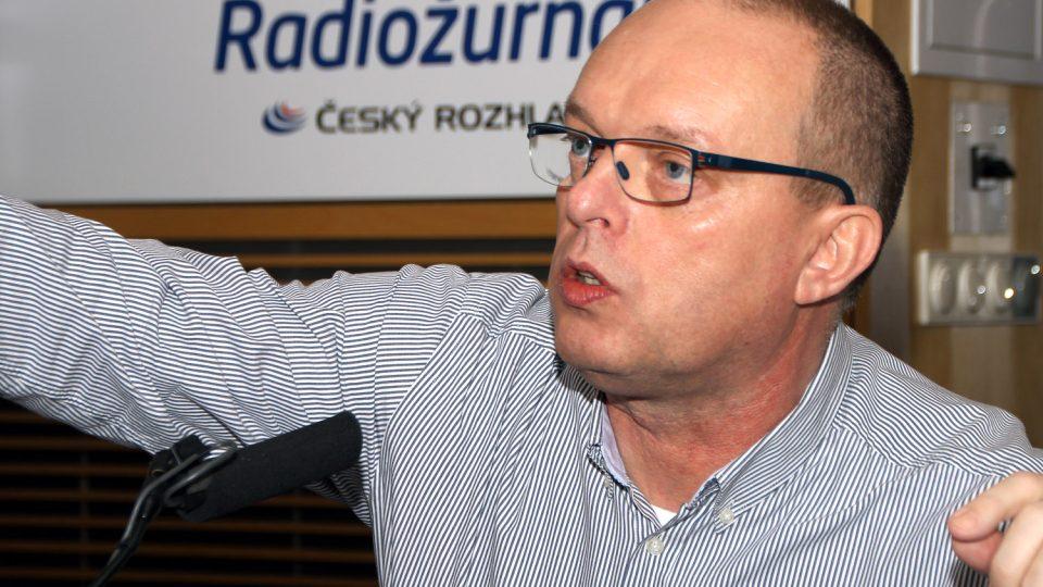 Vítězslav Hradil, rehabilitační lékař, zmínil rizika povánočního hubnutí