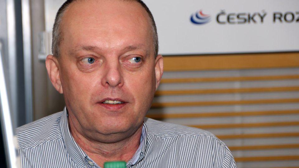 Vítězslav Hradil zmínil rizika fitness