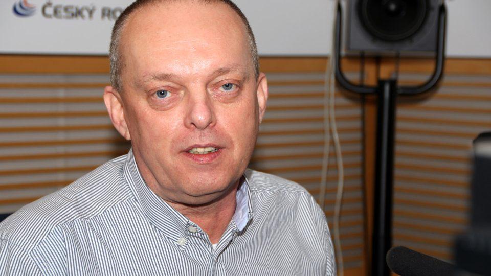 Vítězslav Hradil mluvil o vlivu stresu na náš zdravotní stav