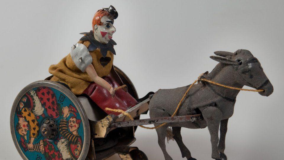 Historická hračka pro děti