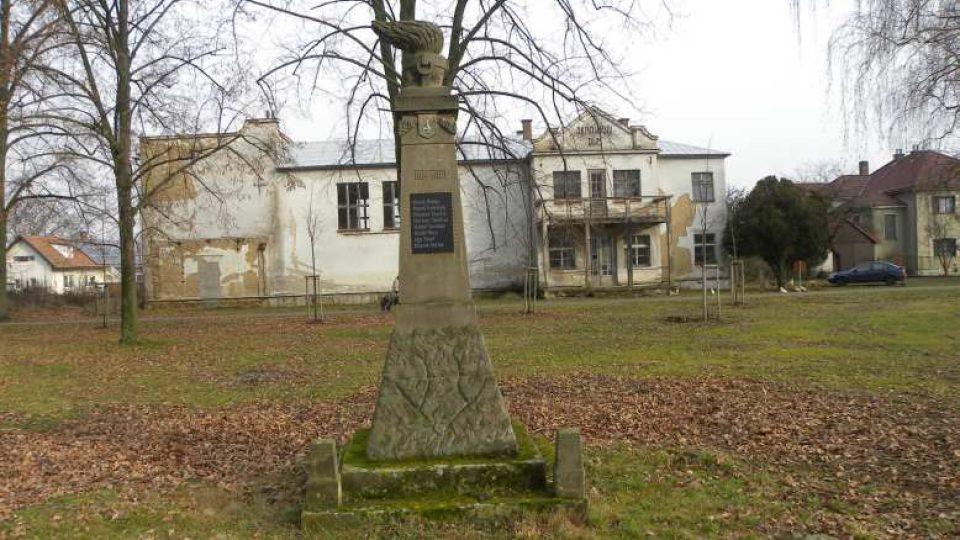 Osice - Škroupův dům