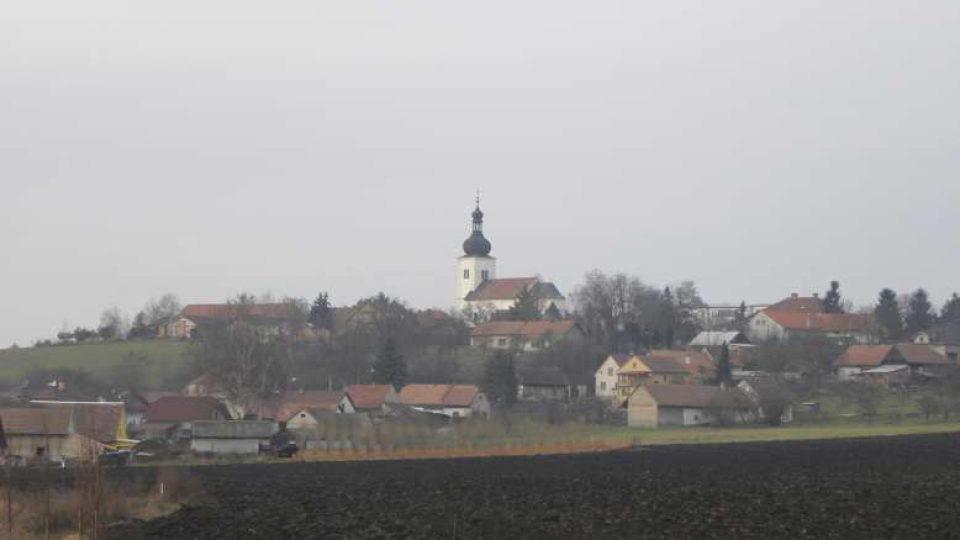 Osice - kostel