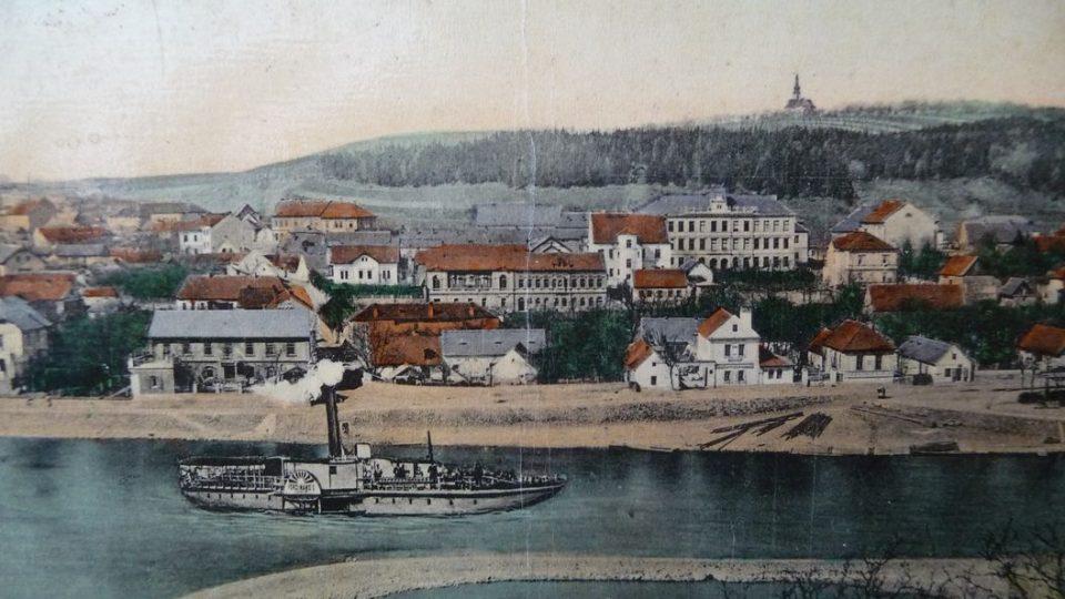 Historické pohledy - Zbraslav
