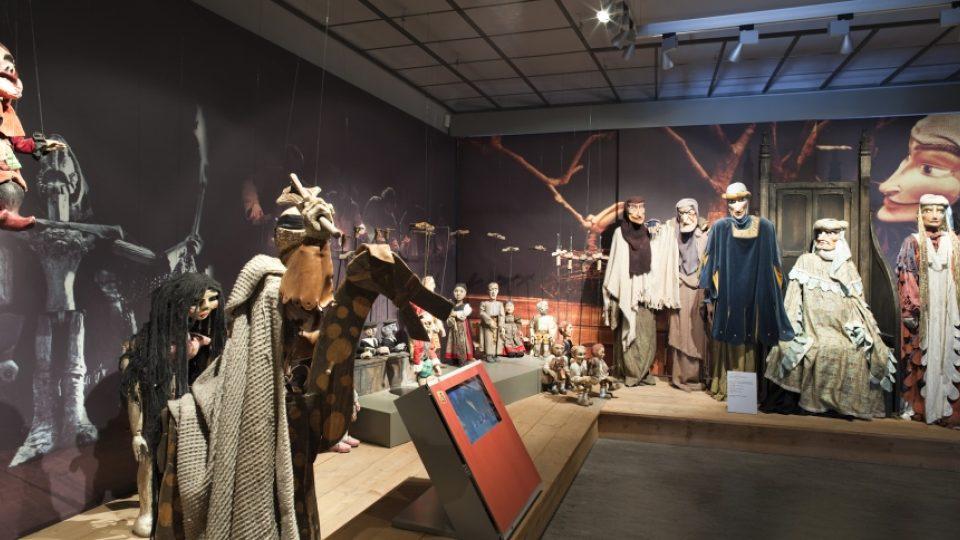 Muzeum loutek v Plzni