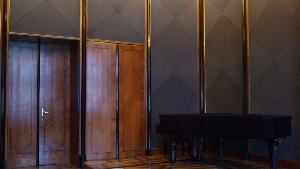 Hudební salón