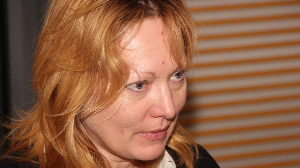 Helena Nerglová, instruktorka vodicích psů