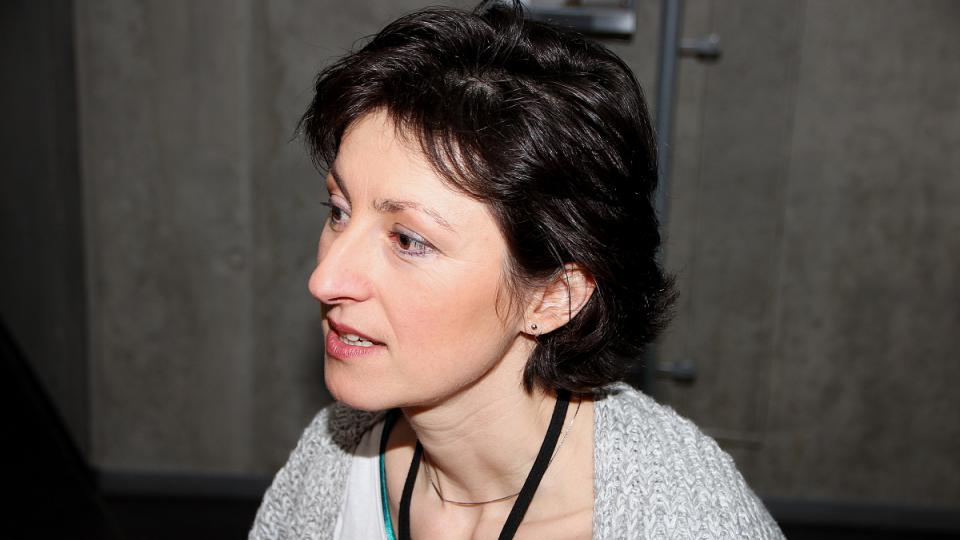 Lenka Eckertová z Národního centra bezpečnějšího internetu