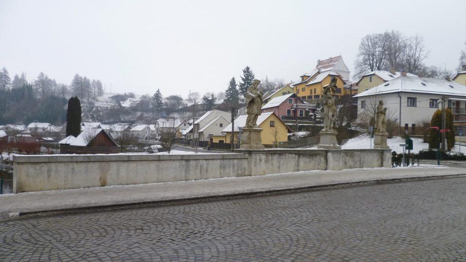 Židovský most v Brtnici