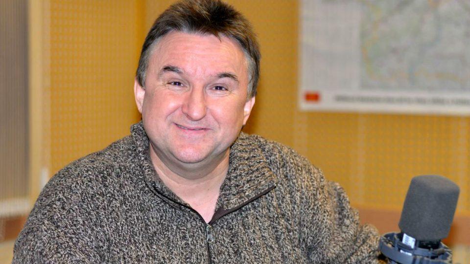 Herec Jaroslav Sypal