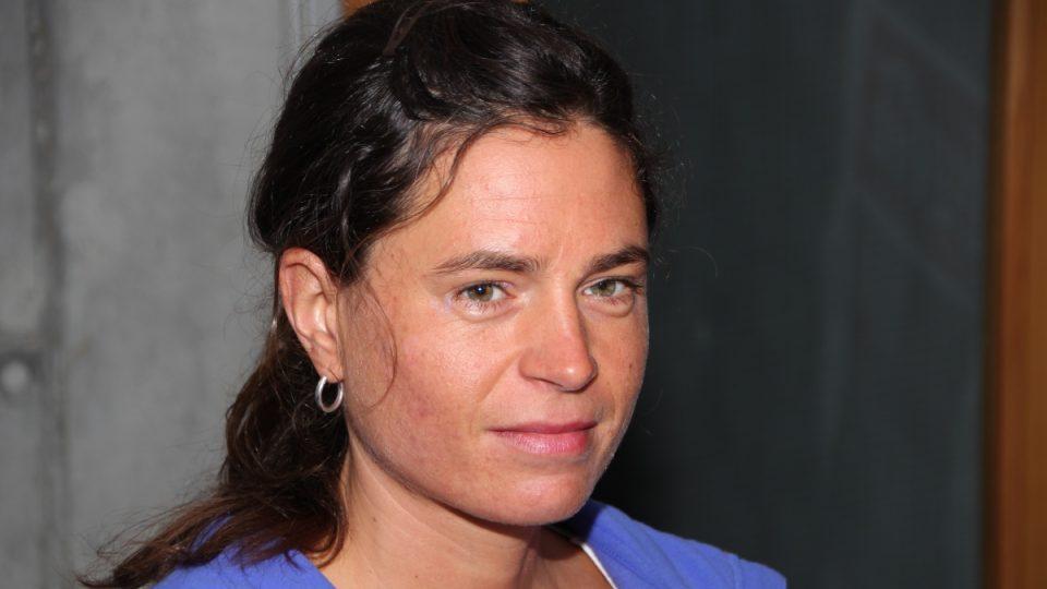 Kristina Höschlová, záchranářka se specializací na horskou medicínu