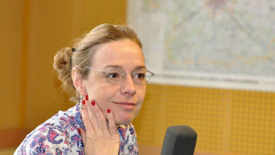 Režisérka filmu Fair Play Andrea Sedláčková