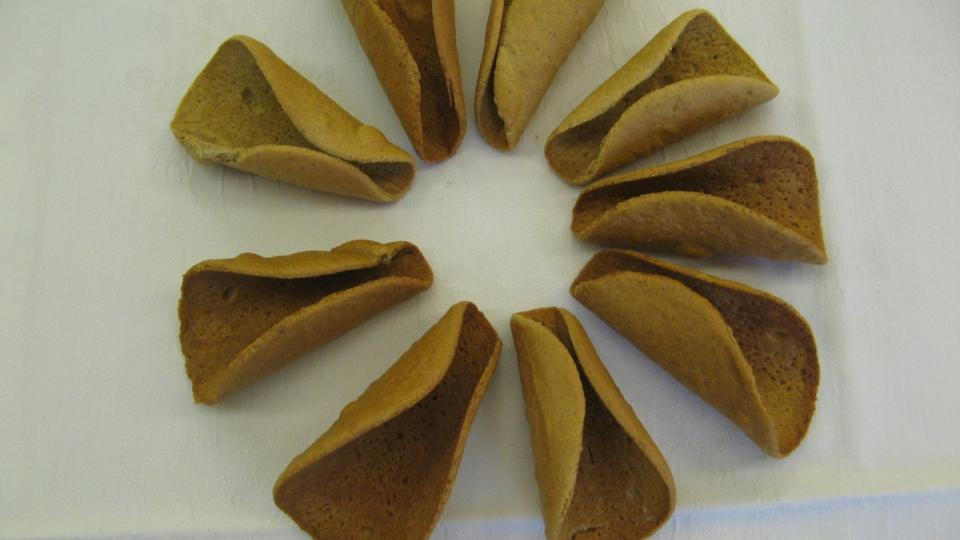 Obchodní značku Štramberské uši může od roku 2000 nést pouze produkt vyrobený na území města Štramberk