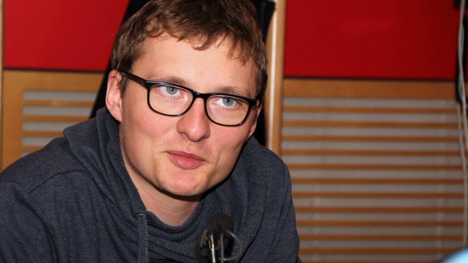 Tomáš Hrubý, producent filmu a minisérie Hořící keř