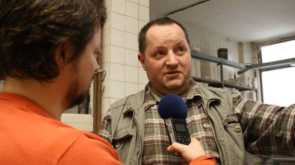 Martin Čermák tvrdí, že pece jsou jak staré dámy, je třeba si je předcházet