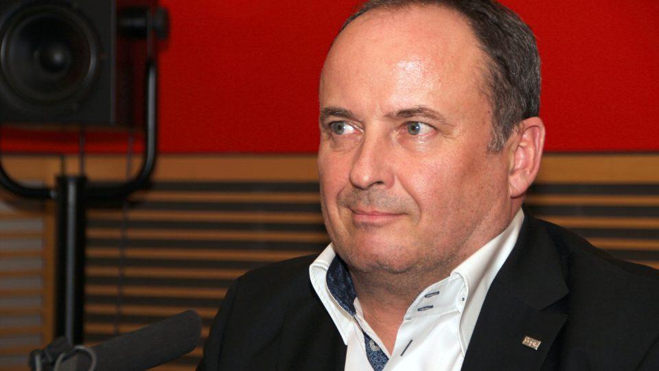 Vladimír Tošovský ze společnosti ČEPS