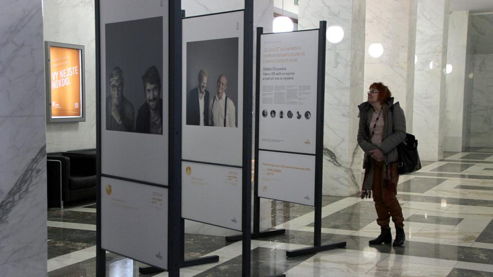 Přijďte si prohlédnout fotografie Lucie Robinson do foyer Českého rozhlasu