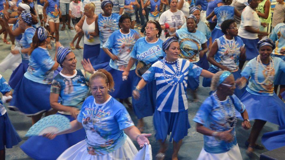 Babičky z Bahíe - dámy, bez kterých se žádné karnevalové defilé neobejde