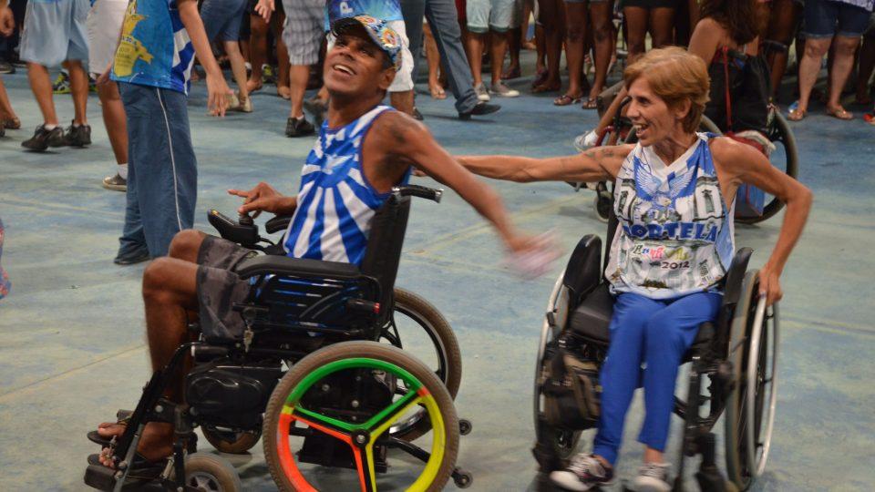 Tito vozíčkáři dokazují, že tancem se může vyjádřit každý