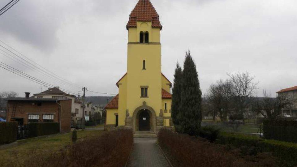 Ostroměř - kostel