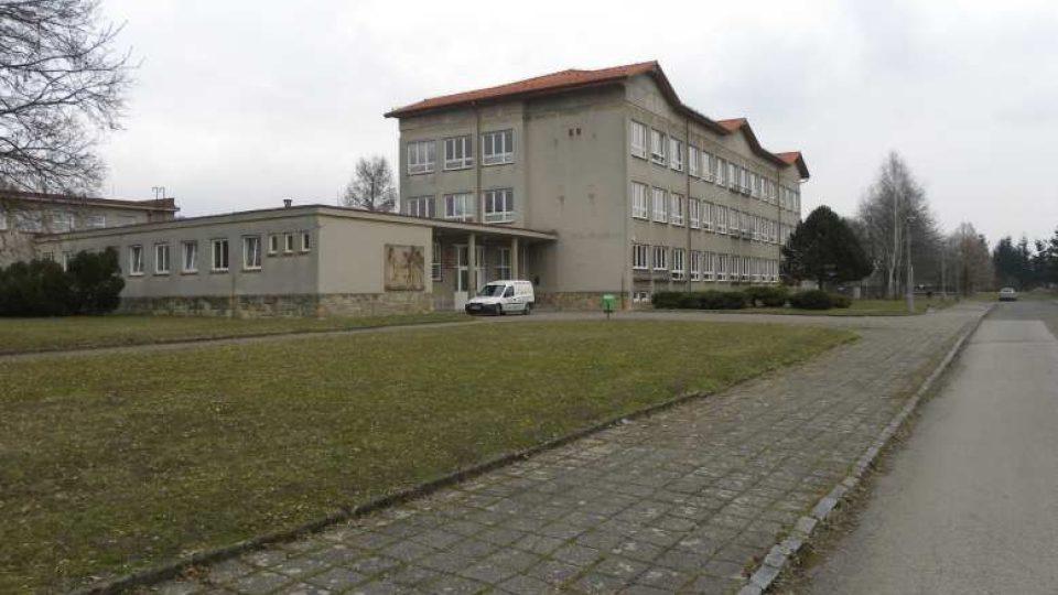 Ostroměř - Základní škola Eduarda Štorcha
