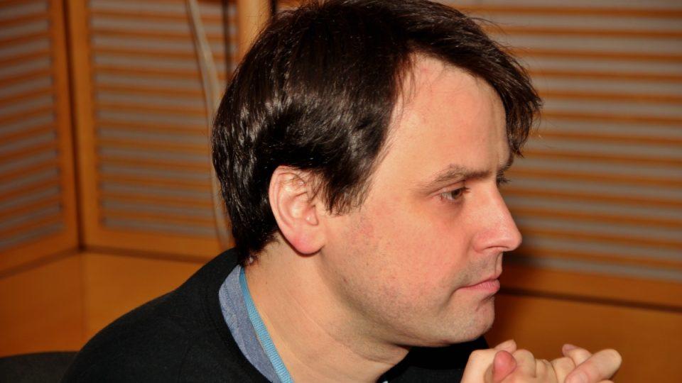 Jan Skřivánek, aukční expert a odborník na výtvarné umění
