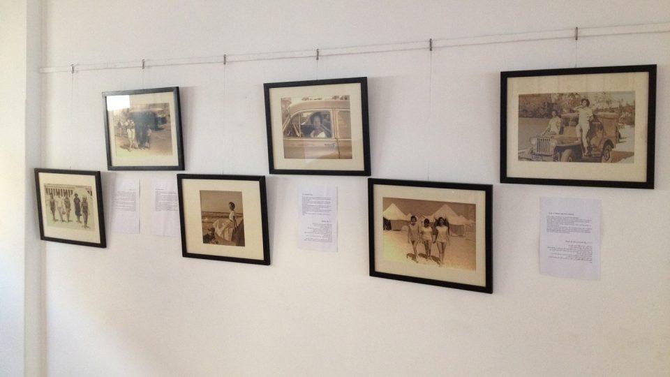 Výstava Júsufa Nabaráwího a Izabely Uchmanové poskytla zajímavý vhled do života egyptských žen v padesátých a šedesátých let minulého století