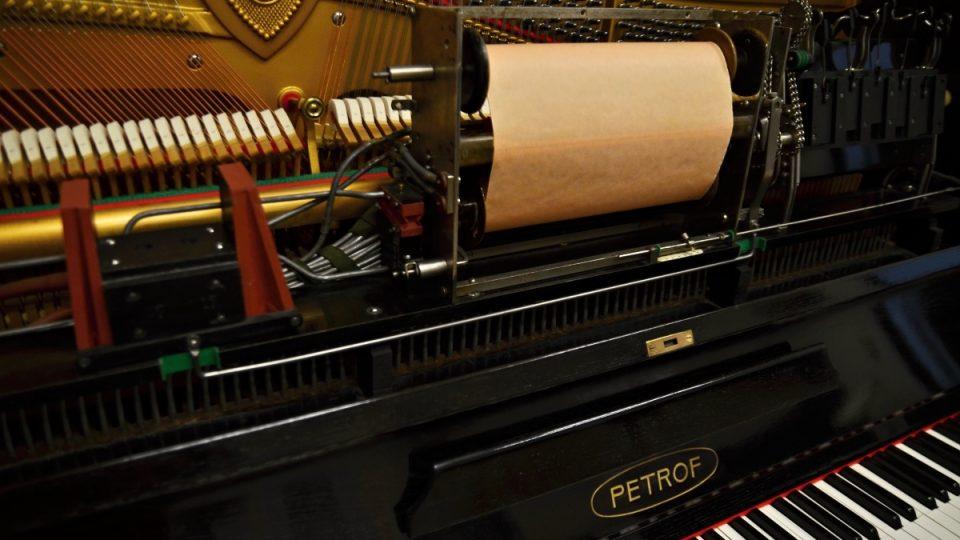 Muzeum klavírů Petrof v Hradci Králové