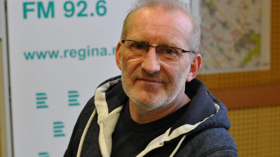 František Černý ze skupiny Čechomor