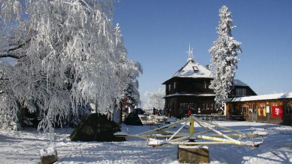 Chata Maxe Švabinského na Kozlově