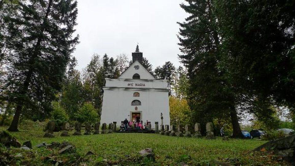 Kaple Panny Marie Pomocné na Horách
