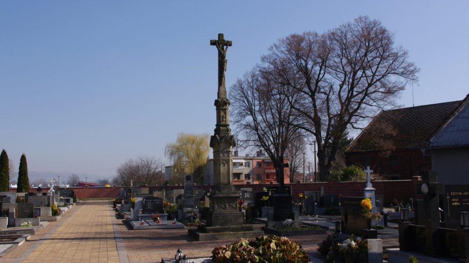 Prosenice - hřbitov