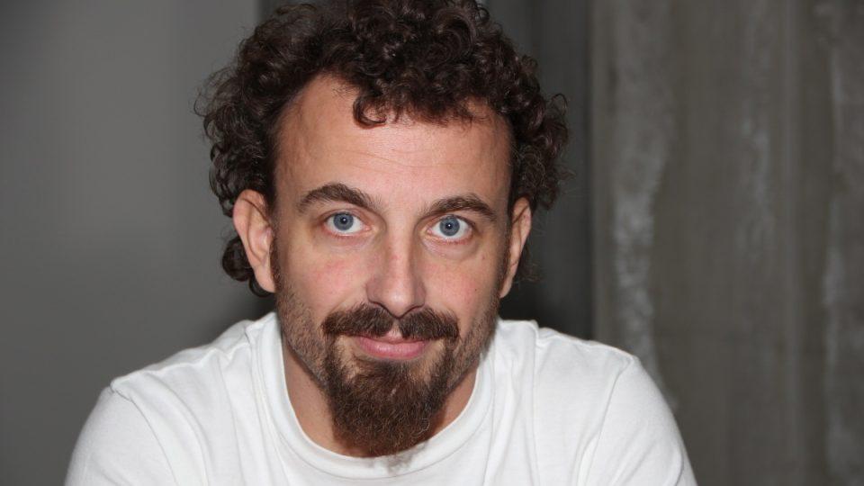 Pavel Suchý, který absolvoval cestu kolem světa na Jawě 350