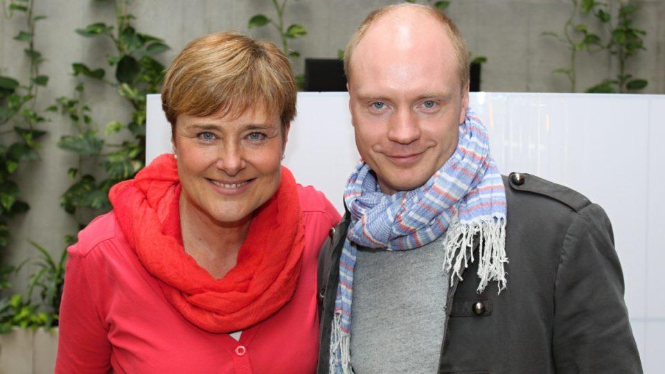 Jan Budař a Marie Retková