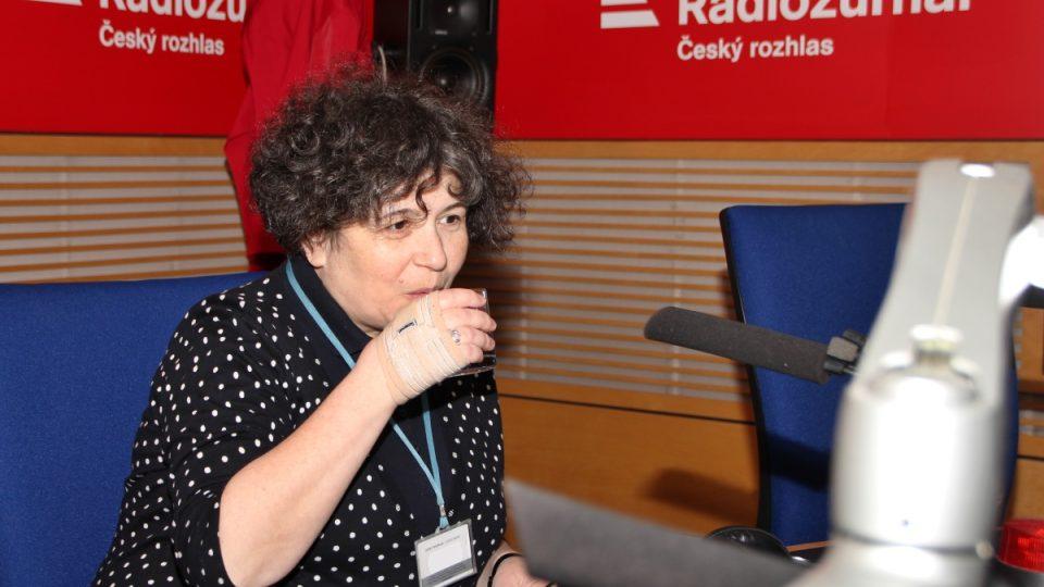 Irena Dousková, spisovatelka