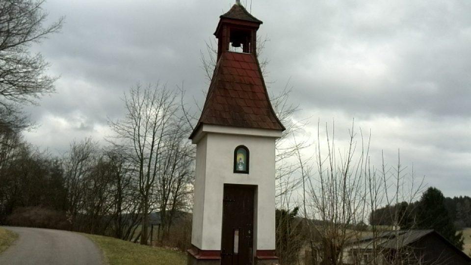 Malá Čermná - zvonička
