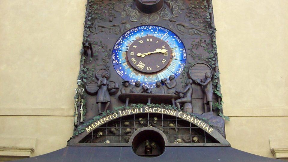 Pivní orloj