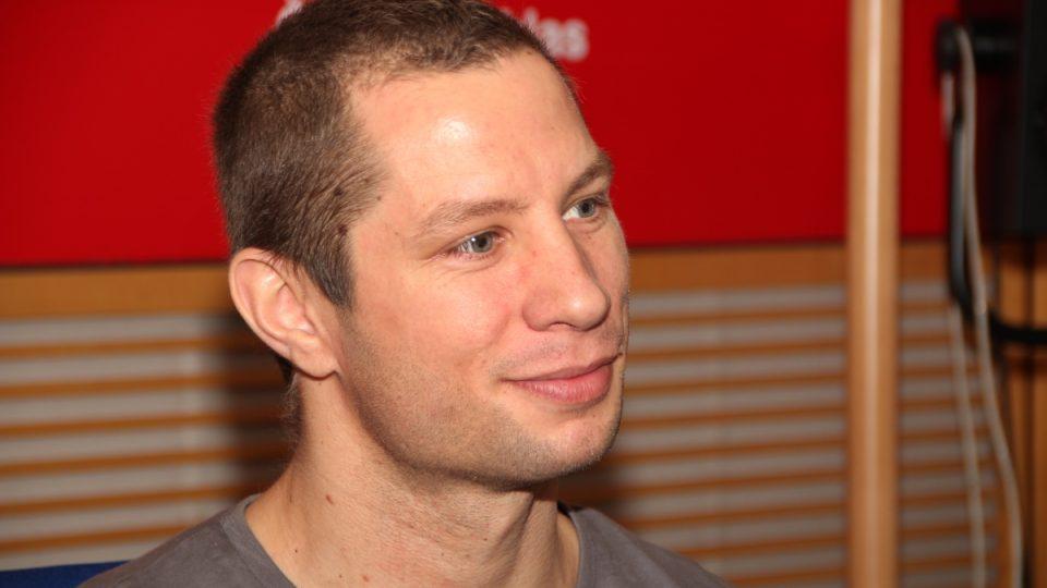 David Šlechta, fitness trenér, který bojoval s rakovinou