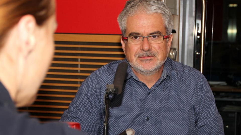 Sexuolog Ondřej Trojan odpovídal na otázky moderátorky Lucie Výborné a posluchačů