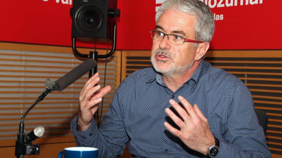 Sexuolog Ondřej Trojan byl hostem Radiožurnálu