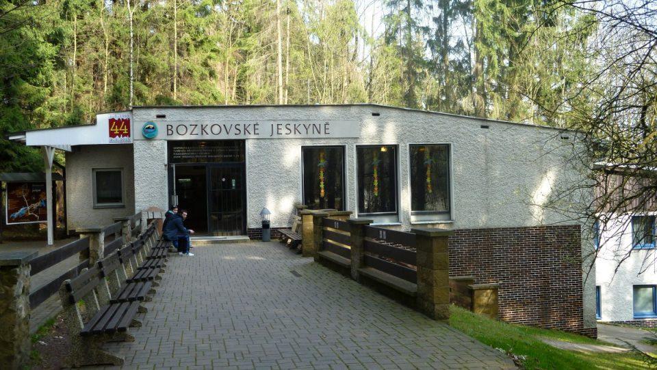 Bozkovské dolomitové jeskyně - infocentrum