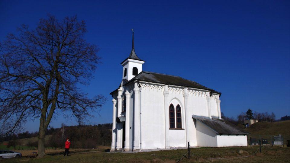 Evangelická kaple Svébohov