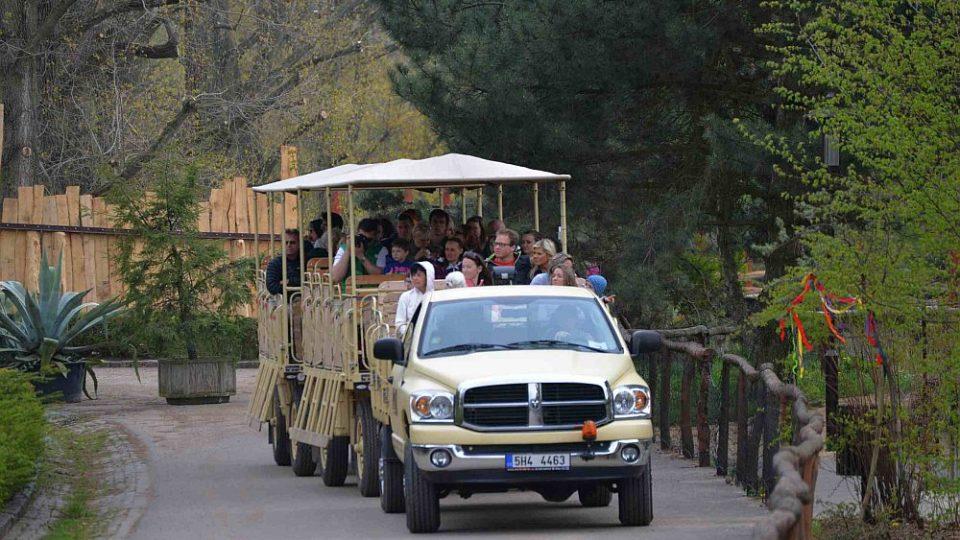 Otevřely se brány Afrického safari