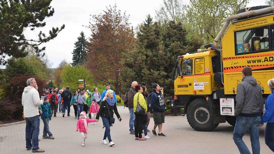 Počet návštěvníků Velikonočních svátků překonal očekávání