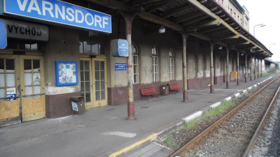 Varnsdorf - nádraží