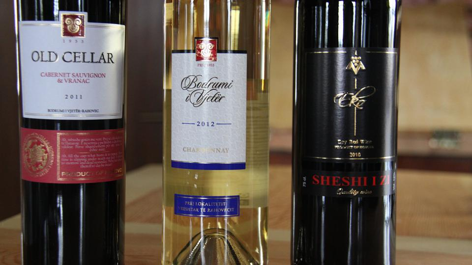 Kosovská vína získávají na oblibě