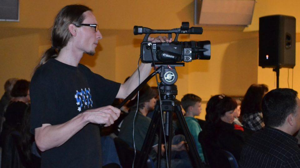 Kameraman Michal Paxa