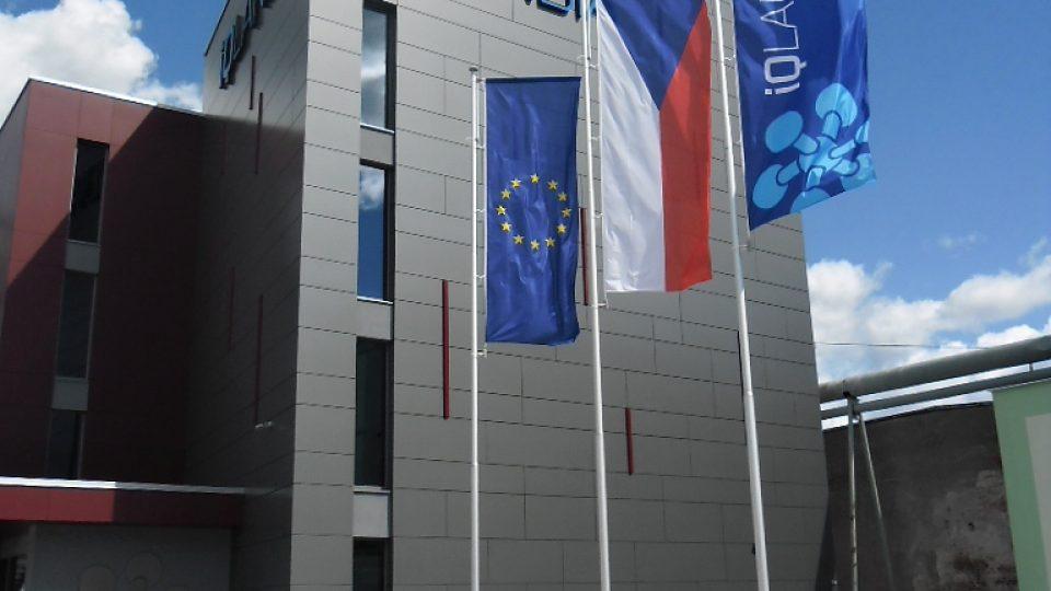 Budova iQLandia Liberec